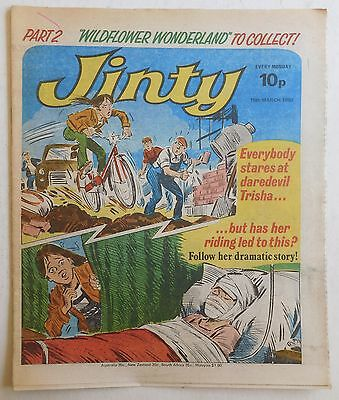 JINTY Comic - 15th March 1980