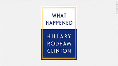 What Happened by Hillary Rodham Clinton September 2017 [NEW] PDF Free delivery