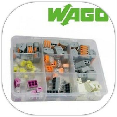Wago Electrical Installation Box Basic 75 Connectors
