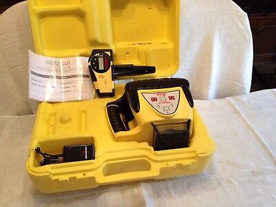 Leica Rugby100 Rotating Laser Level