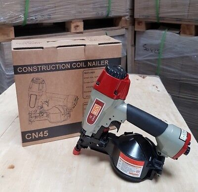 CN45 Nailer for conical coils. Suitable for fencing, sheds and flooring. *OFFER*
