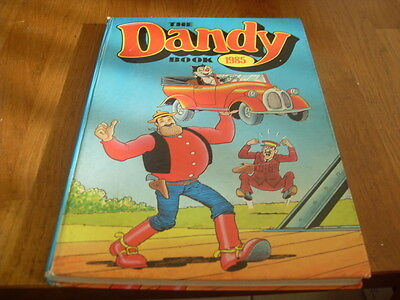 The Dandy Book 1985