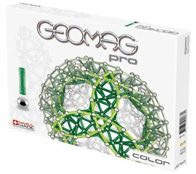 Geomag PRO Color Building Toy Kit (66-Piece)