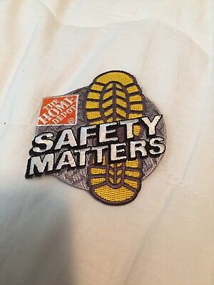 Home Depot Patch Safety Matters