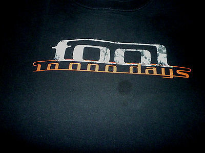 Tool  ( Used Shirt Size L ) Good Condition!!!