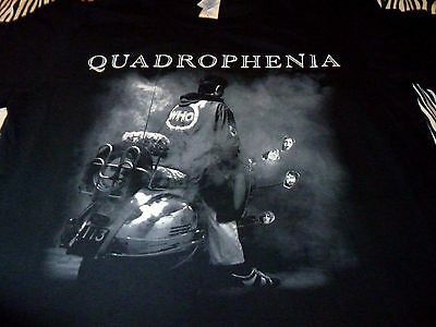 The Who 2012 Tour Shirt ( Used Size L ) Very Nice Condition!!!