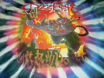 Ozzfest 2002 Shirt ( Used Size XL )  Very Good Condition!!!