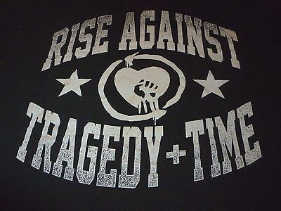 Rise Against Shirt ( Used Size L ) Very Good Condition!!!