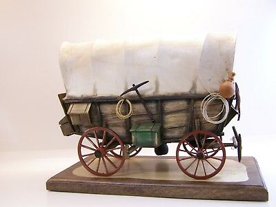 Covered-wagon by Carver Oscar M Cortes