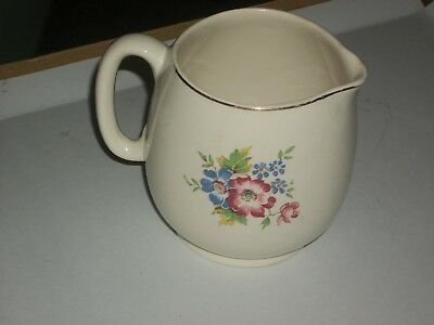 Regency British Anchor Vintage  Jug