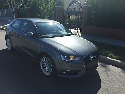 2015 Audi A3 S3 Audi A3  2015 S3 SPORTBACK Export Only Vehicle