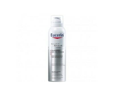 Eucerin® Men Silver Shave gel de afeitar 150ml