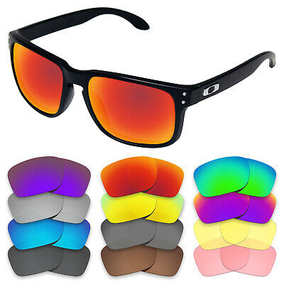 Tintart Replacement Lenses for-Oakley Holbrook Sunglasses - Multiple Options