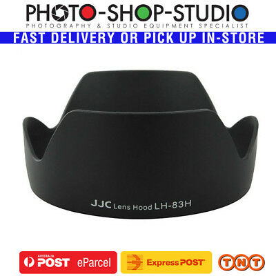 JJC Lens Hood LH-83H for Canon EF 24-105mm f/4L IS USM with bayonet connection