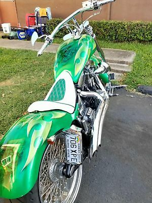 1993 Custom Built Motorcycles Other  1993 CUSTOM FX SOFTTAIL