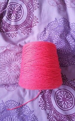 cone of Bramwell chunky yarn. see description and photos