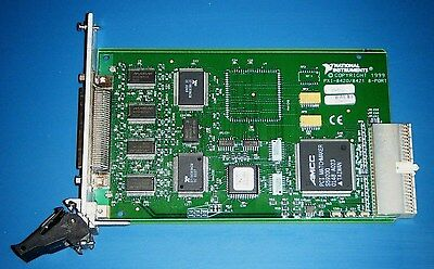 NI PXI-8420/8 8-Port RS232, National Instruments *Tested*