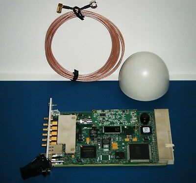 NI PXI-6682 System Timing Synchronization GPS Kit, National Instruments *Tested*