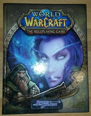 World of Warcraft Roleplaying Game, Dungeons and Dragons 3.5