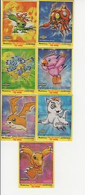 Meadow Lea Digimon Cards