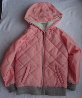 Country Road girls parker (with hood) (size 8-9)