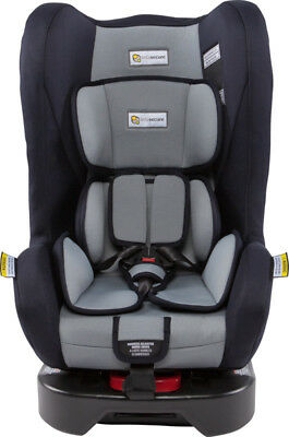 Infasecure Aero Convertible Car Seat - Graphite
