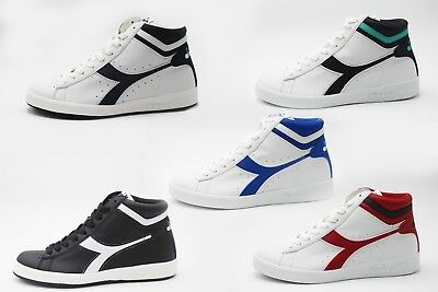 Diadora Game P High  Scarpe Uomo Sneaker Running Fitness