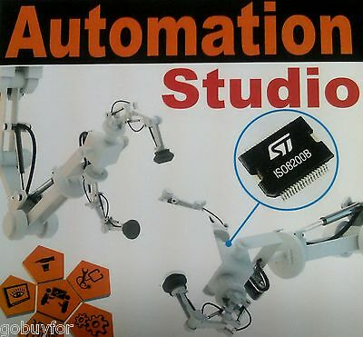 Automation Studio Training software DVD