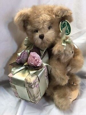 Mommy Snuggles and Baby Cuddles Teddy Bear Plush Toy with Gift Box NEW