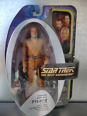 STAR TREK  Captain Picard aus All Good Things Art Asylum Diamond NEU und OVP