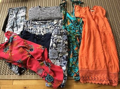 Size 22/24 Ladies Clothing Bundle - Tops/Dresses/Skirt Next/Debenhams
