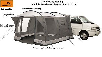 Easycamp Wimberly Drive Away Awning - NEW for 2017