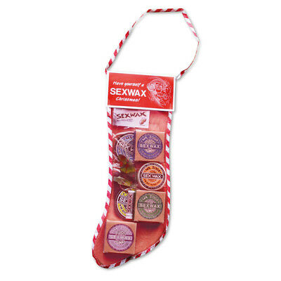 Mr Zogs Sex Wax Christmas Stocking- The Perfect Gift for the Surfer