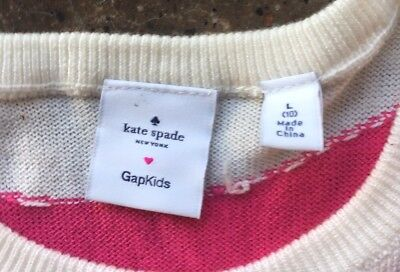 Kate Spade limited Edition girls Jumper