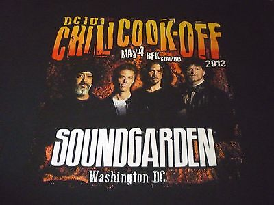 Soundgarden Shirt ( Used Size XL ) Very Good Condition!!!
