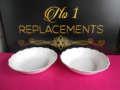 """2 x Wedgwood / Coalport Countryware Cereal Bowls 7"""" Last 2 Sets Available"""