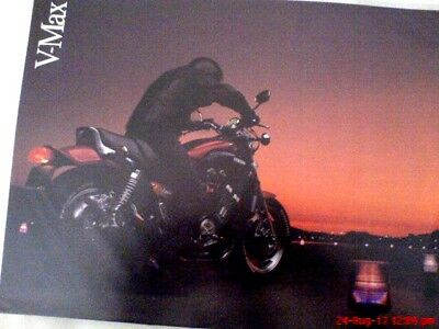 Yamaha  (V-MAX) VMX 1200  (RED) excl cond.