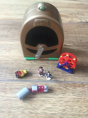 Brum Toy The Miniature World Of Brum Polly Pocket Type Game Rare Complete