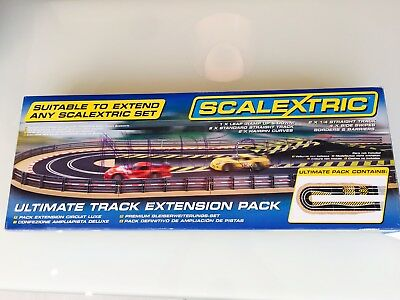 Scalextric Ultimate Track Expansion Pack