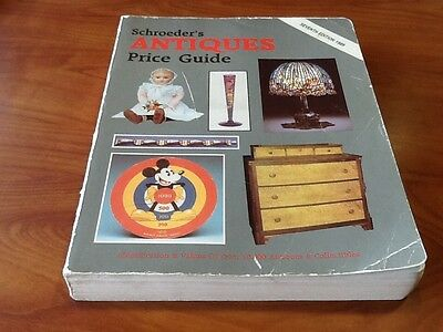 Schroeder's Antiques Price Guide Seventh edition 1989