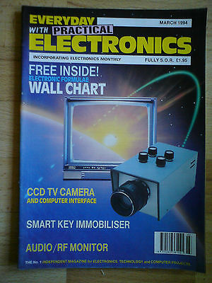 Everyday With Practical Electronics March 1994