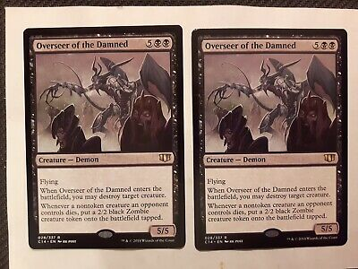 Overseer of the Damned x 1 MTG Magic the Gathering