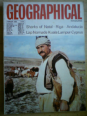 The Geographical Magazine February 1968