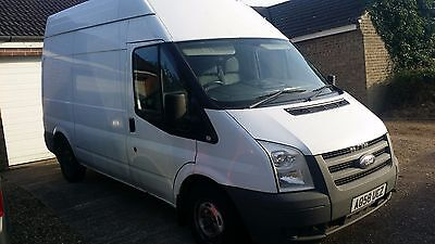 Man And Van / Courier / Removals Business, Equipped Transit Van with Full MOT