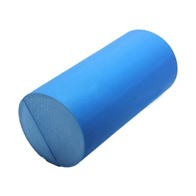 B28 Smooth Floating-Point Yoga Pilates Fitness Gym Exercise Foam Roller EVA Phys