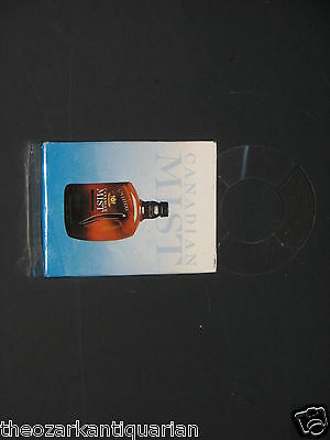 Canadian Mist whiskey vintage playing cards sealed unopened FREE SHIPPING