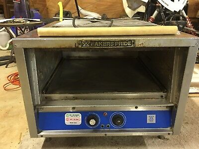used bakers pride pizza oven