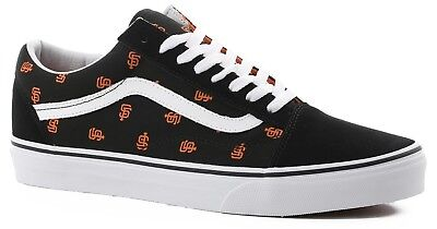 San Francisco Giants Vans Old Skool MLB Shoes!