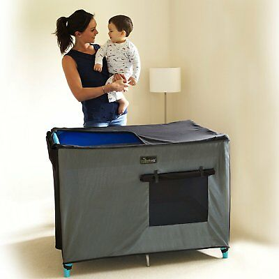 SnoozeShade Sleep Shade for travel cots - BRAND NEW
