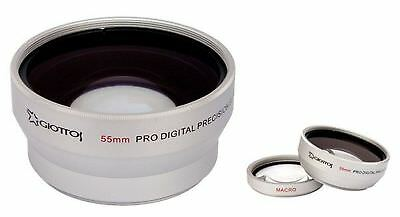 Giottos 0.5X WIDE ANGLE M55/F62MM